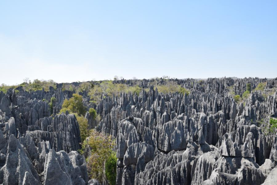 Mountains Tsingy Bemaraha