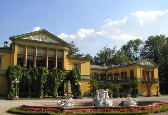 bad ischl villa
